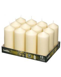 Pillar Candle 168/68 - Ivory
