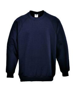 Roma Sweatshirt, Navy S