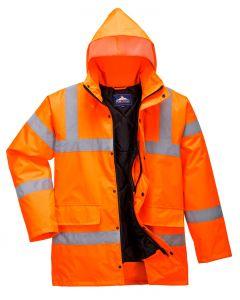 Hi-Vis Coat, Orange Size M