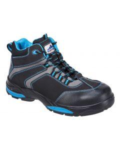 Compositelite Operis Boot Black/Blue Size 7