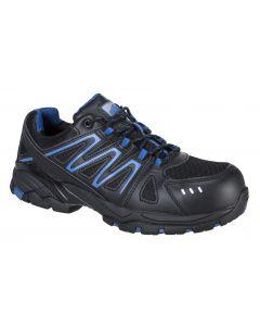Compositelite Vistula Trainer Black/Blue Size 9