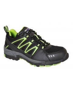 Compositelite Vistula Trainer Black/Green Size 10