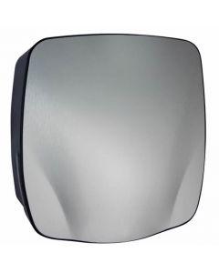 Hand Towel Dispenser, Stainless Steel/Plastic