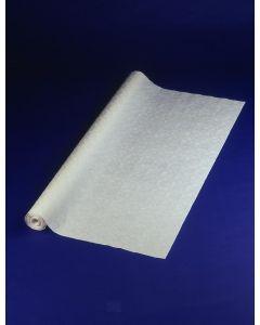 Damask Paper Banquet Roll 1.2m x 100m, White