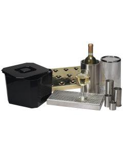 Thimble Wine Measure Stainless Steel 125ml