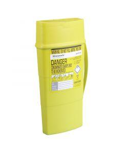 Sharps Bin 0.6 litre