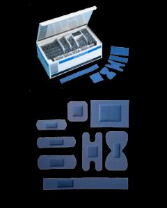 Blue Detectable Plaster Knuckle