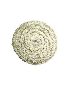 "15"" Carpet Cleaning Bonnet, White"