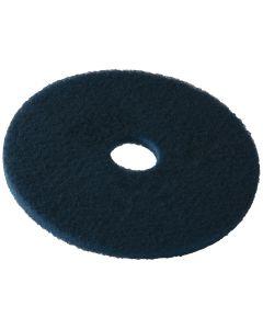 """3M Premium 15"""" Floor Pad Blue"""