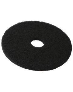 """3M Premium 15"""" Floor Pad Black"""