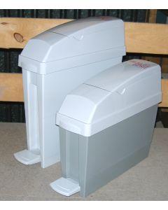 Sanitary Pedal Bin (Grey)